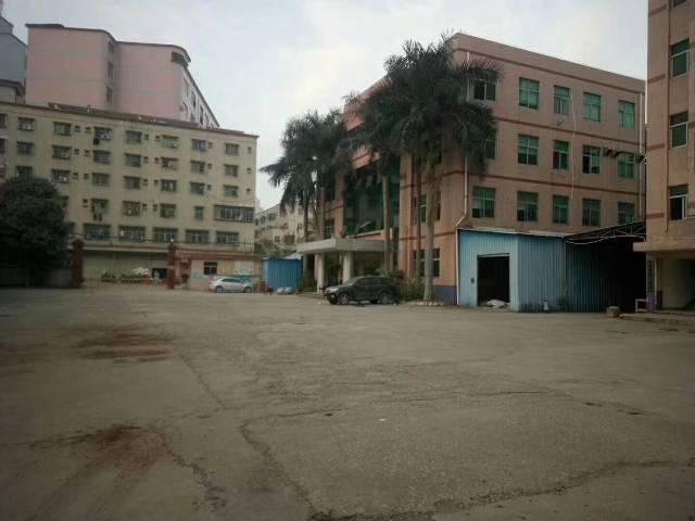 公明将石新出花园式独门独院钢构厂房10000平米-图5