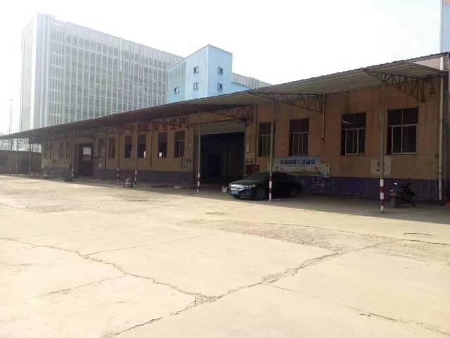 公明将石新出花园式独门独院钢构厂房10000平米