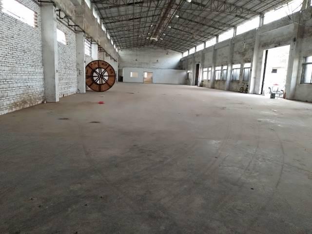 独院单一层10米高1300平方厂房出租-图4