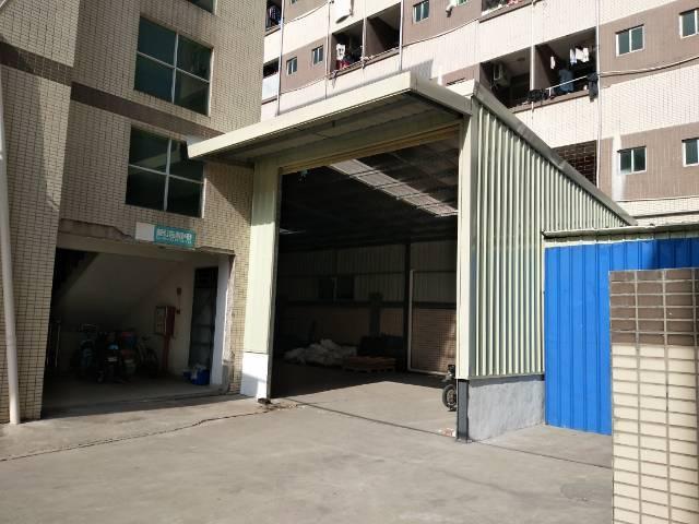 横沥镇园区内价格便宜单一层厂房