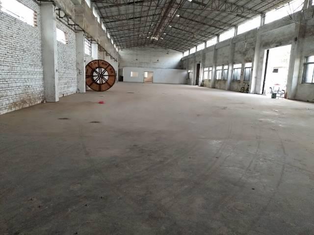 独院单一层10米高1300平方厂房出租-图2