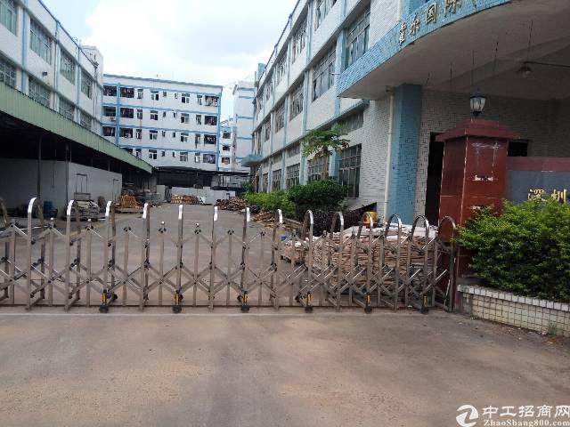 平湖华南城北门独院1一3层6000平方招租