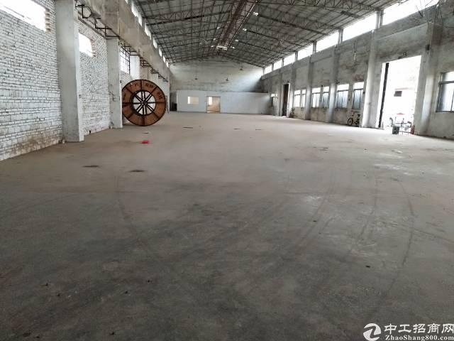 独院单一层10米高1300平方厂房出租-图3