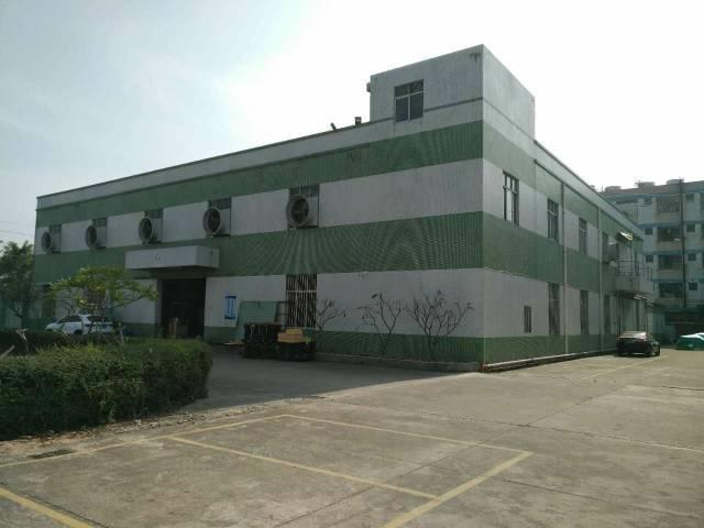 高埗镇工业区标准厂房1-2层3600平