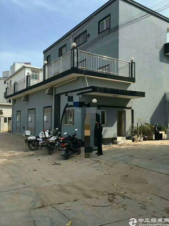 松岗中学附近新出独院厂房3000平方原房东带装修低价招租
