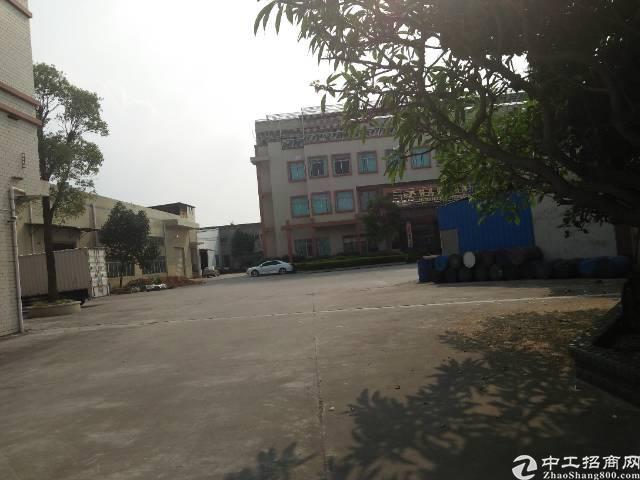 茶山镇刘黄村工业区新出独院出租,