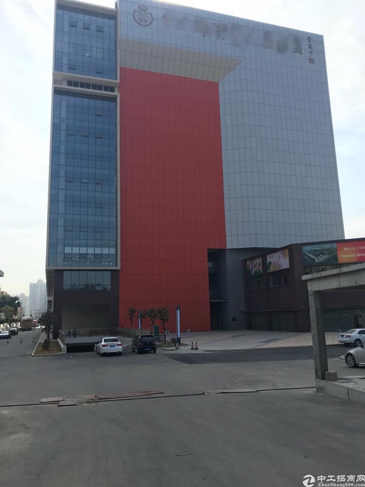 东莞一手红本厂房独栋,分层出售