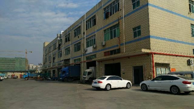松岗山门第三工业区一楼1200平出租