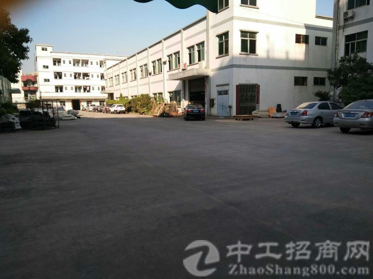 东莞市茶山镇现出一独院面积5700平方米厂房合同期超长-图2