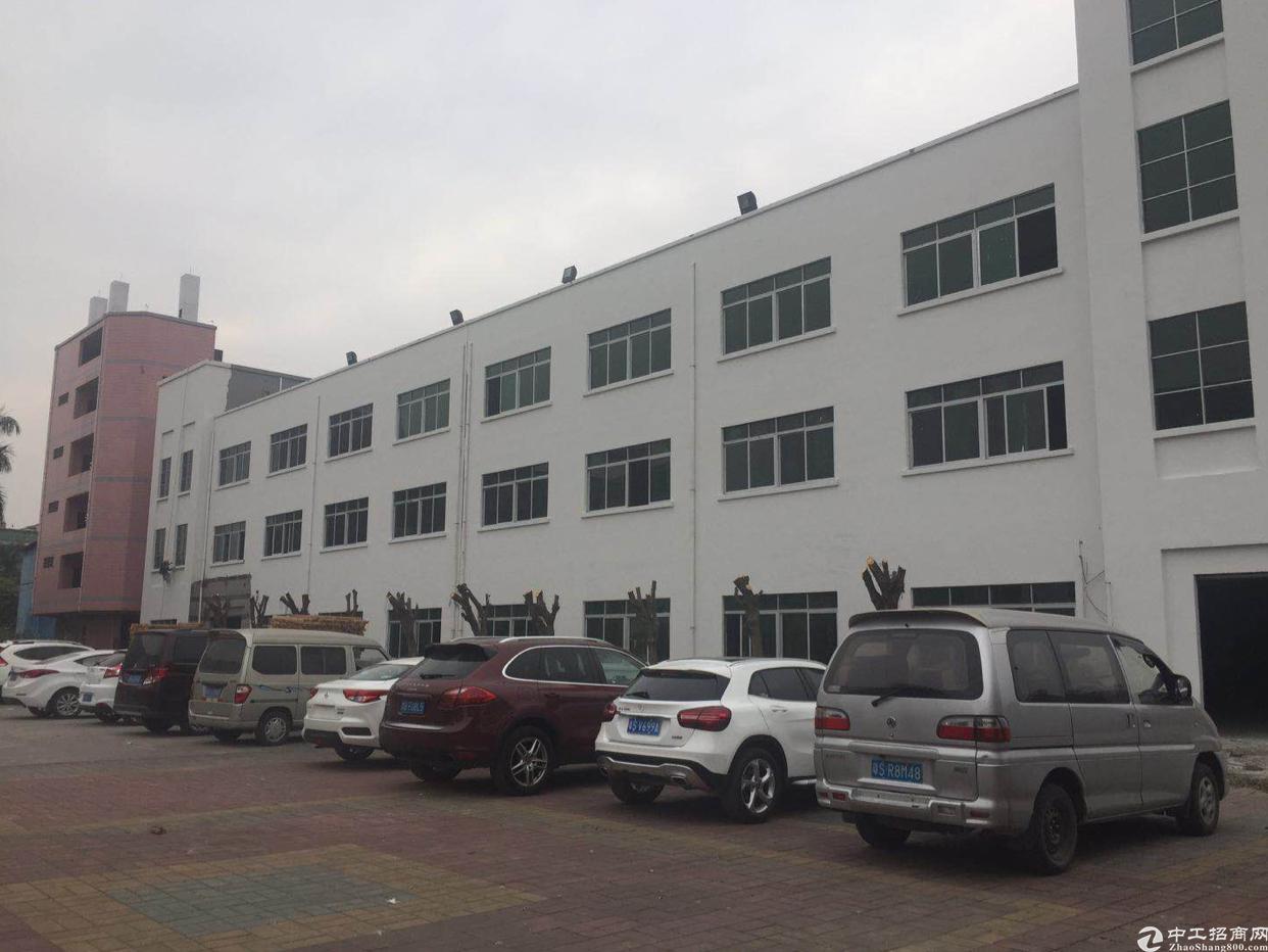 厚街镇三屯村形象好分租一楼3000平方低价出租