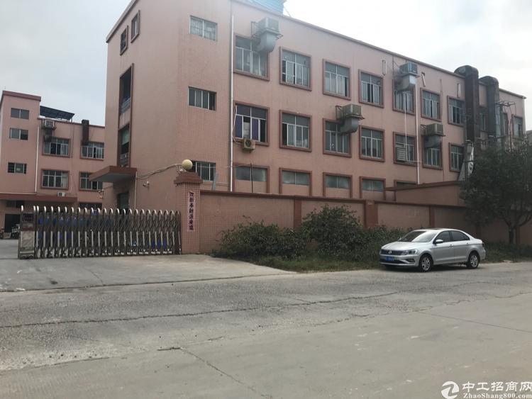 塘厦科苑城6800平米独院厂房出售