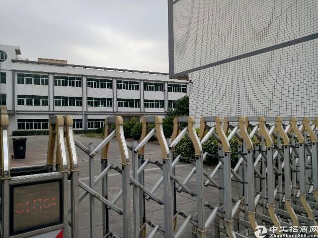 常平镇三楼带精装修地坪漆车间水电办公室厂房招租