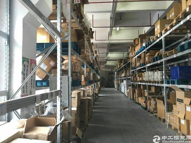 横岗 永湖地铁站附近800米红本厂房一楼2250平招租-图2
