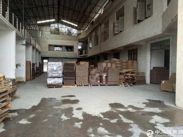 黄江镇北岸村二楼厂房1200平米招租