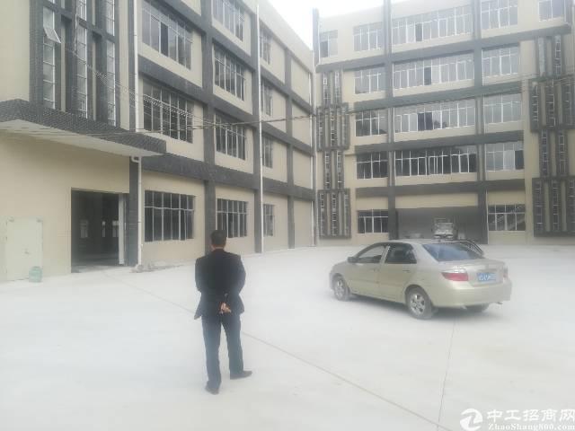 平湖观兰交界独院13700平可分租