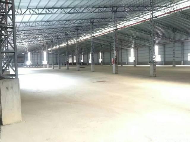 高埗镇工业区分租单一层铁皮房7000平 高7米