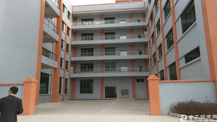 坑梓大型工业园内新出标准独院厂房一楼5000平米