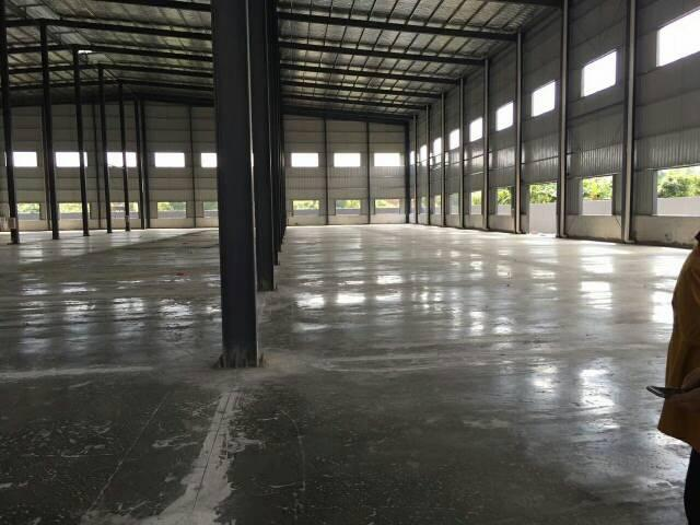 惠州新圩独院全新钢构厂房出租