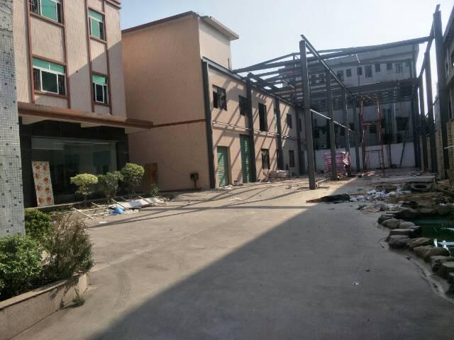 黄江镇靠深圳公明新出独门独院标准厂房