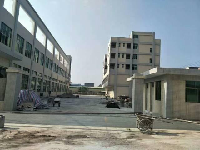 新出经典小独院厂房 厂房二层4200平方