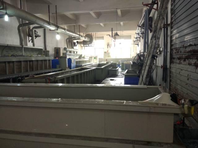 虎门沙角电镀氧化工业园800平方 厂房 一二楼可以分租-图2