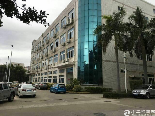 横岗 永湖地铁站附近800米红本厂房一楼2250平招租-图4