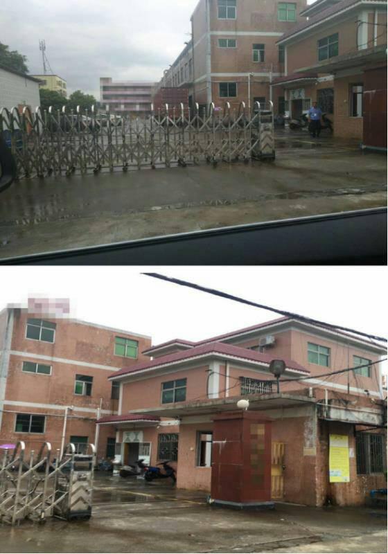 清溪镇建筑 6100 ㎡村委合同厂房出售