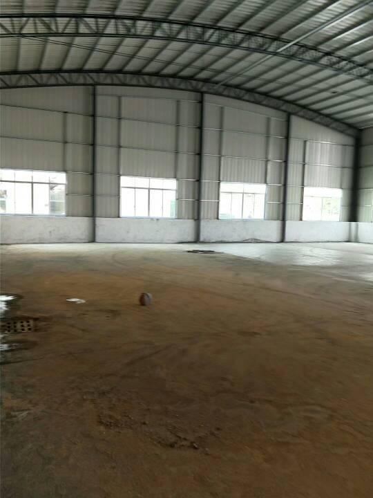 茶山镇卢边工业区独院单一层厂房4800平方出租