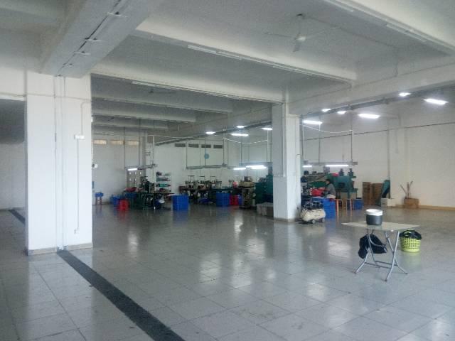 东城牛山外经工作业园厂房二楼出租-图2