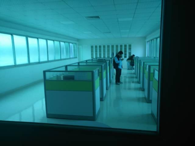 高埗镇工业区分租标准厂房1-2层4500平现成装修
