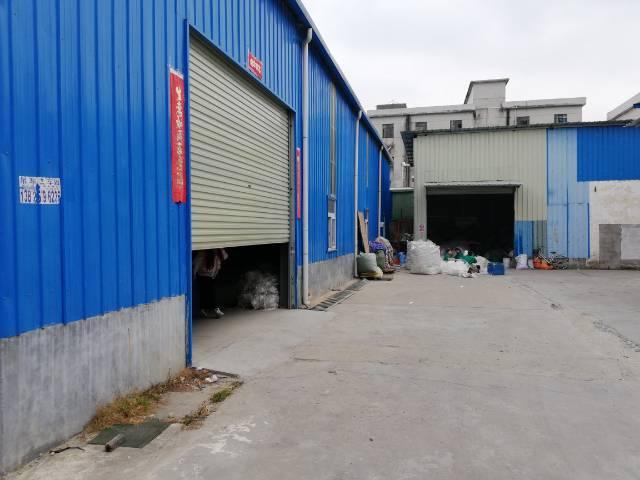 黄江镇靠近太子酒店旁边新出钢结构厂房1000平方出租