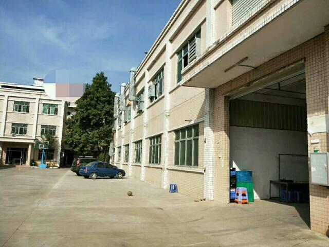 清溪镇近凤岗新出二楼厂房1200㎡出租带现成装修