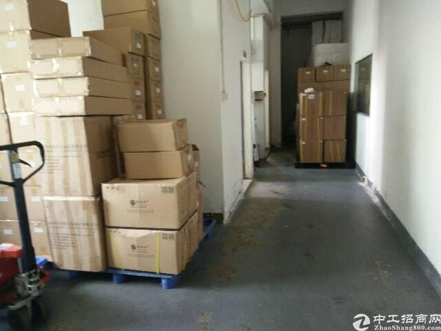 福永镇白石厦龙王庙工业区三楼950平厂房招租