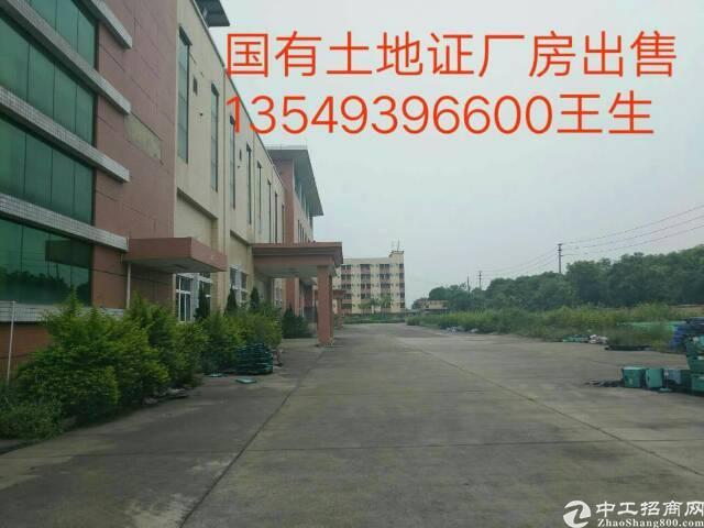 清溪红本独院厂房10000平米急售