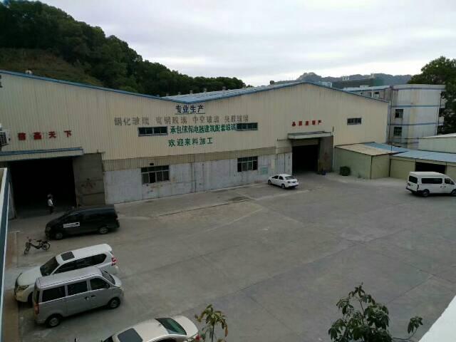 布吉新出一楼1600拼平十米高钢构出租