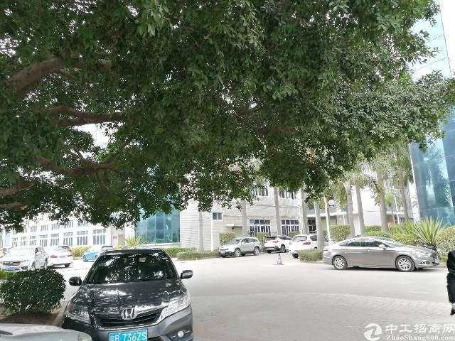横岗 永湖地铁站一楼红本5米5标准厂房出租-图3