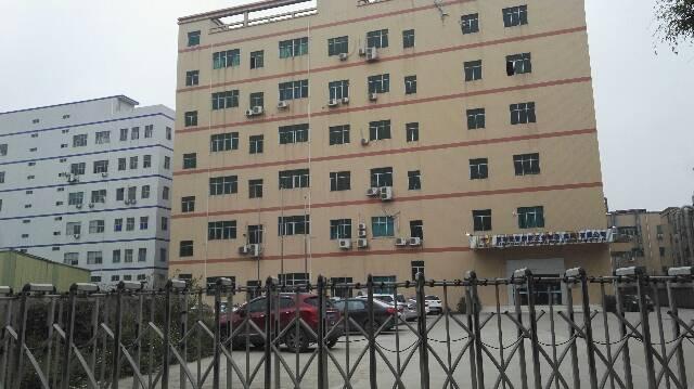 松岗大田洋新出二楼整层1680平方有装修租金实惠