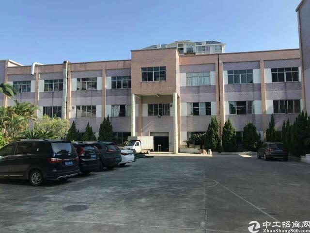 新塘小学附近独门独院标准厂房2300平米,主线到车间