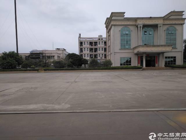 大岭山镇新出独院单一层砖墙到顶厂房8400平方低价出租