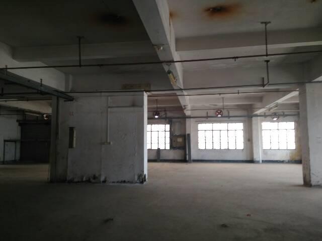 虎门镇南栅一楼标准500平厂房出租