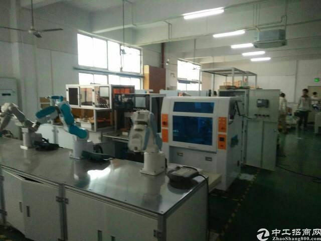福永镇和平创客工业区1240平带精装修厂房招租-图2