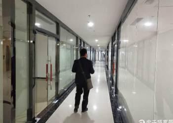 沙井地铁口80-500平米精装修写字楼出租,大小分租图片4