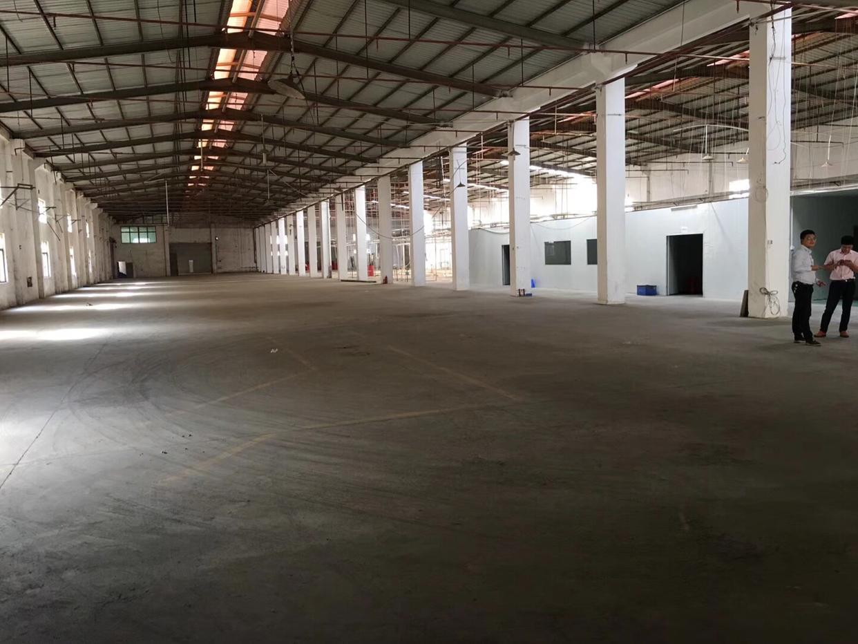 单一层钢构厂房出租-图2
