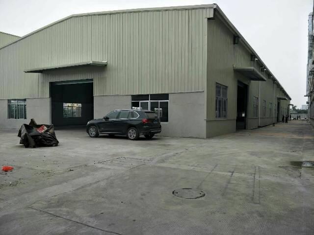 大岭山颜屋新出独门独院厂房1300平米,宿舍按需,低价急出租