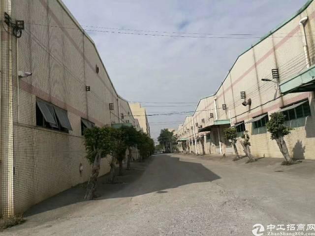 万江新出独院单一层花园式厂房37000平米