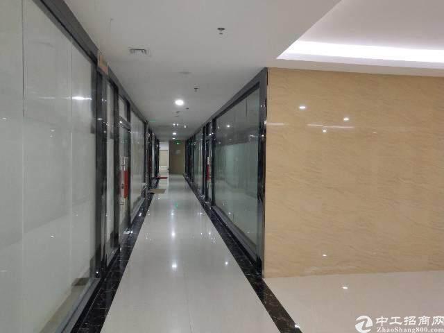 沙井地铁口80-500平米精装修写字楼出租,大小分租图片5