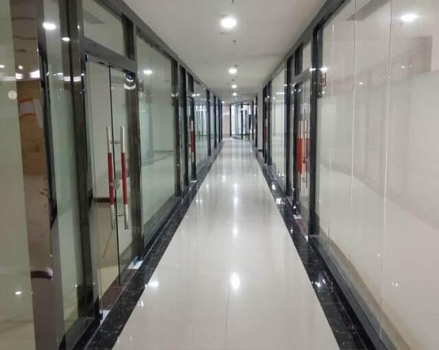 沙井地铁口80-500平米精装修写字楼出租,大小分租图片1