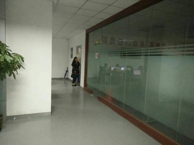 福永镇和平创客工业区1240平带精装修厂房招租