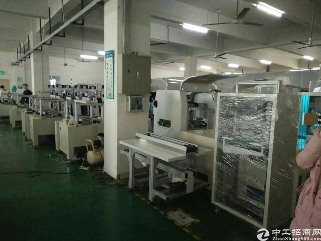 福永镇和平创客工业区1240平带精装修厂房招租-图4