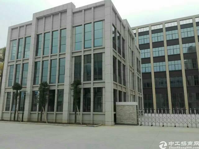 黄江镇靠公明新建原房东独院厂房出租